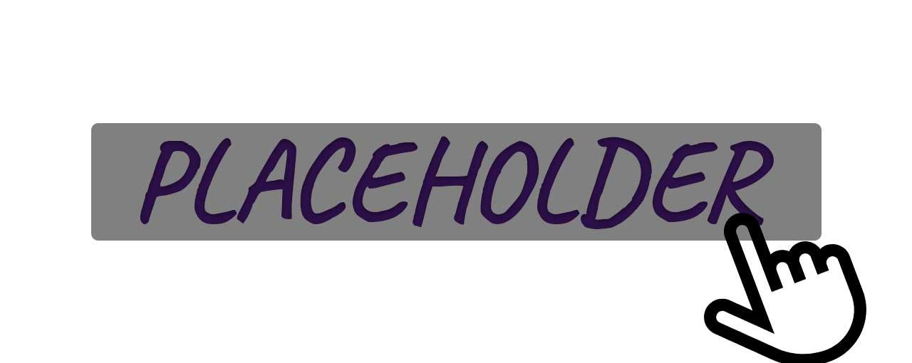 html placeholder